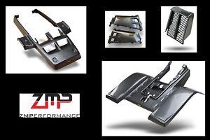 ATV, Side-by-Side & UTV Parts & Accessories NEW YAMAHA BANSHEE YFZ 350 PLASTIC BLACK CARBON FIBER STANDARD REAR FENDER