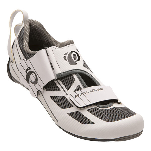 Pearl Izumi Women's Tri Fly Select v6 Triathlon  Bike shoes White Shadow Grey 43  welcome to buy