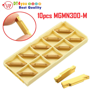 10pcs-MGMN300-M-Carbide-Inserts-3mm-Width-for-MGEHR-MGIVR-Grooving-Cut-Off-Tool