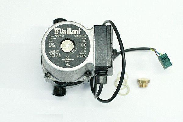 Vaillant Ecomax 613/2E 618/2E & 622/2E Hervidor Tipo de Rosca Conjunto Bomba