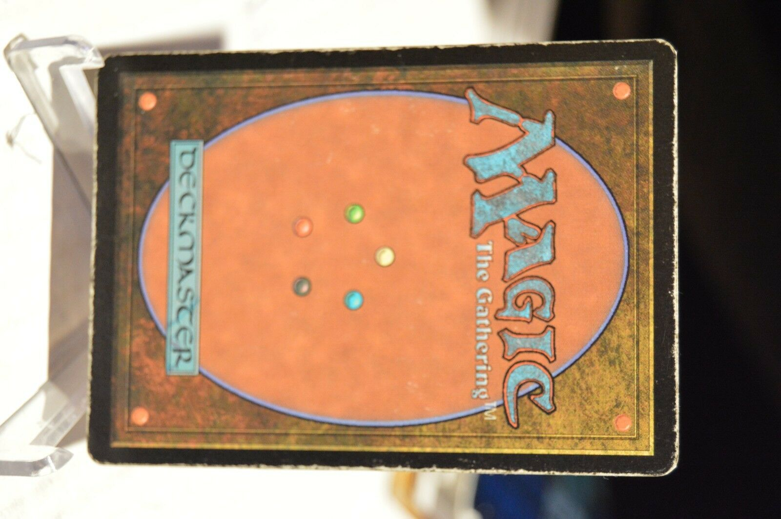 Foil altered art REAL REAL REAL Bribery from urza's legacy destiny MTG Magic gathering cdc015