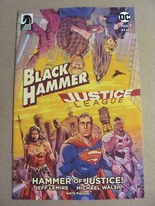 Justice League Odyssey #1 DC Universe 2018 Series 9.6 Near Mint+
