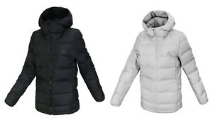 46b52d42cdcf Adidas Women s Helionic Down Hooded Jacket (BQ1935   BQ1938) Winter ...
