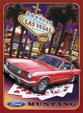 Ford Mustang Las Vegas Aimant 6x8 cm Aimant/magnet pour frigo PC301/173