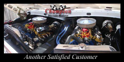 1968 1969 1970 1971 1972 1973 1974 Ford F-100 Pickup 2 Row SubZero Radiator V8