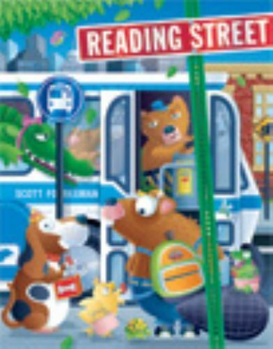 Reading Street, Grade 1, Student Edition 1.2 By Scott Foresman, Good Book - $1.99