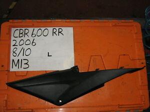 HONDA-CBR600RR-CBR-600-RR-RR5-RR6-05-06-LADO-IZQUIERDO-TANQUE-ASIENTO-RECORTAR-CARENADO-PLASTICO
