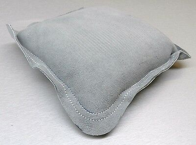 "Leather Sand Bag 10"" Square Metal Work Forming Cushion Chasing Engraving Pad"