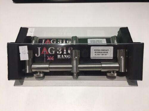 3 Tiges JAG super compact réglable buzzbar avant et arrière