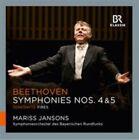 Beethoven: Symphonies Nos. 4 & 5; Serksnyte: Fires (CD, Aug-2015, BR Klassik)