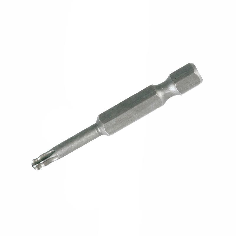Wiha 74532 Torx® Ball-End Power Bit, T20 x 50mm, 10 pieces