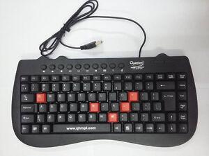 QHMPL Mini Multimedia Keyboard, 100% Original, with BILL, 1Yr. Warranty, USB