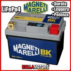 MM-ION-1 BATTERIA LITIO YTX5L-BS CHANGZHOU GUANGYANG CK100 100 - MAGNETI MARELLI - Italia - MM-ION-1 BATTERIA LITIO YTX5L-BS CHANGZHOU GUANGYANG CK100 100 - MAGNETI MARELLI - Italia