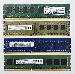 PC Desktop 4GB RAM 1600MHz DDR3L ~ per Dell Optiplex 3040 & 5040