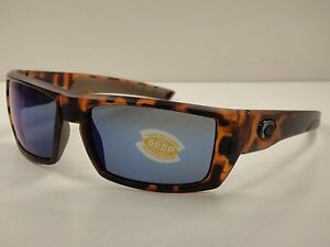 2dc13d8e0c Image is loading COSTA-DEL-MAR-RAFAEL-POLARIZED-SUNGLASSES-TORTOISE-BLUE-