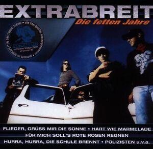 Extrabreit-Die-fetten-Jahre-compilation-1998-feat-Hildegard-Knef-CD