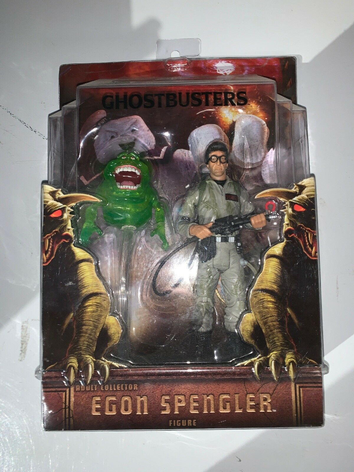 "Ghostbusters SDCC Exclusive Egon Spengler Figure Mattel 2009 6"" Action Action Action Figure ef0636"