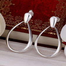 Wholesale Price 925Sterling Silver Big Bingy Women Earstick Earrings YE352