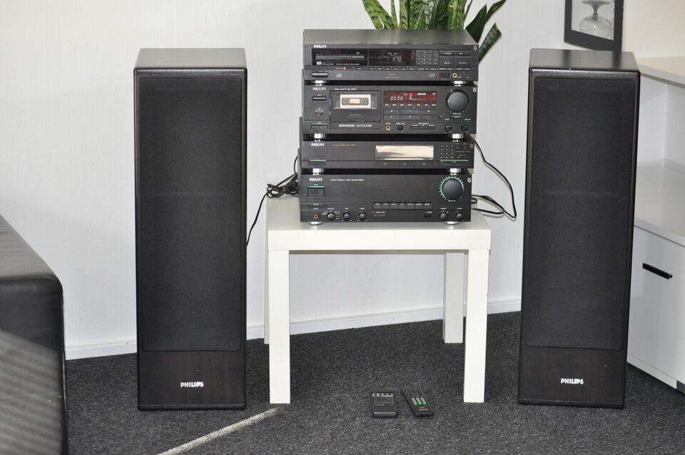 Stereoanlæg , Philips, FA890