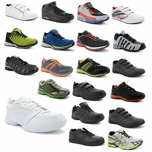Mens-Sports-Gym-Exercise-Running-Casual-Trainers-Sneakers-Shoes-Sizes-UK