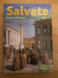 Latein Lehrbuch Salvete Texte Und übungen Band 1 Ebay