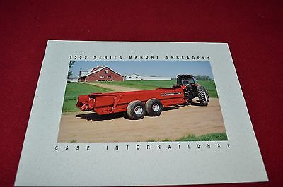 Case International HCS 468 Header Control for Combines Dealer/'s Brochure  LCOH