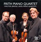 Walton, Bridge, Lekeu: Piano Quartets (CD, Feb-2012, Nimbus)