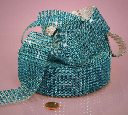 DIY Jewel Ribbon Mirrors DIamond Pyramids some adhesive Fabric Gifts jewelry