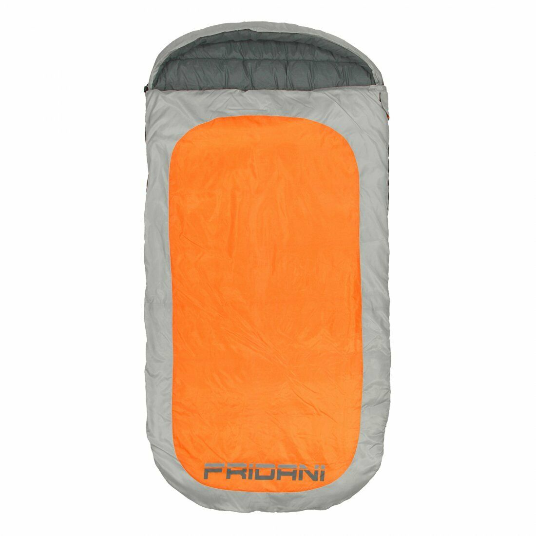 Blanket sleeping bag PO 220x110 XXL orange -18°C water-repellent washable