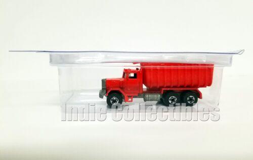 HOT WHEELS MATCHBOX BLISTER CASE LOT 50 Cars Trucks Protective Clamshell MEDIUM
