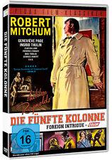 Die fünfte Kolonne - DVD mit Hollywood Legende Robert Mitchum Pidax Film Neu Ovp