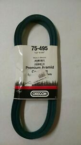 """Oregon 75-499 99/"""" Premium Wrapped Belt 1//2/"""" Aramid Cord Dayco Replacement L499"""