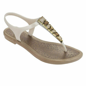 a29a9bf5c Image is loading Grendha-women-039-s-Jewel-Pearl-sandals