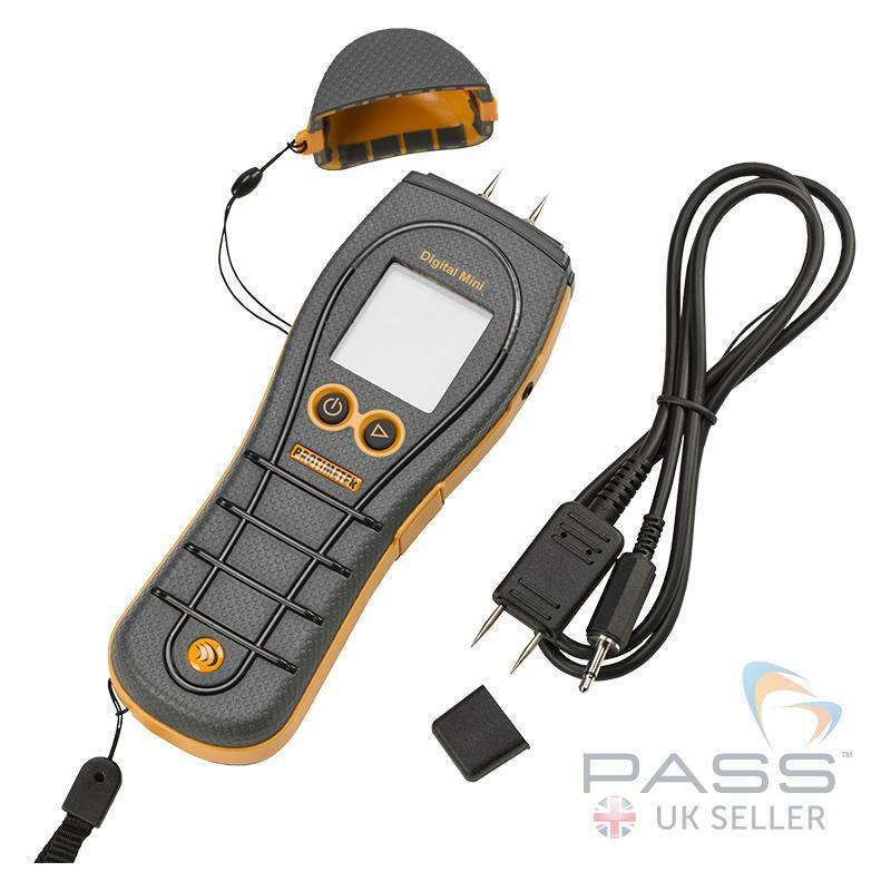 ProjoIMETER BLD5702 Digital Medidor de Humedad Tipo Mini Pin