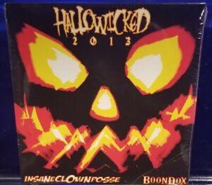 Insane Clown Posse - Halloween Head / Hallowicked 2013 CD SEALED rare Boondox