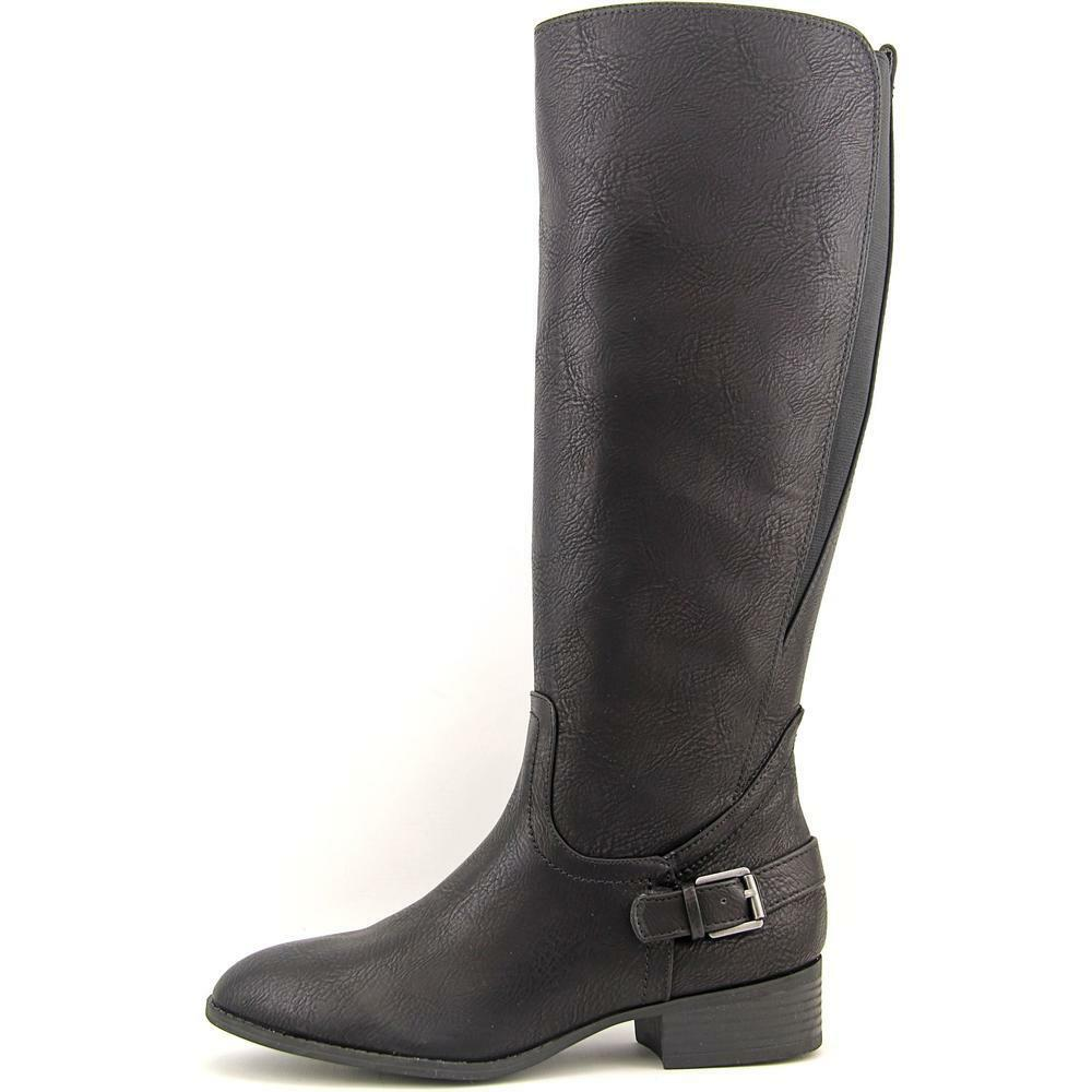 Chaps Galyn Women's Brown Round Round Round Toe Knee High Boots Size 8B 4a180d