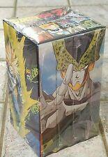 New & Sealed! Dragon Ball Z PERFECT CELL SAGA 4-Tape VHS Box Set edited Rare OOP