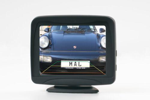3.5 Zoll Monitor für Rückfahrkamera passt für Jeep Fahrzeuge