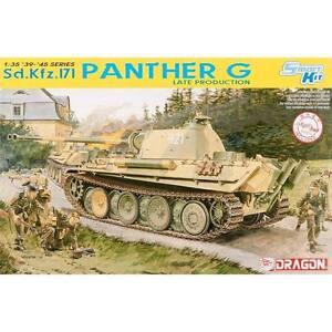 Smart Kit DRAGON 6268 1//35 Sd.Kfz.171 Panther G Late