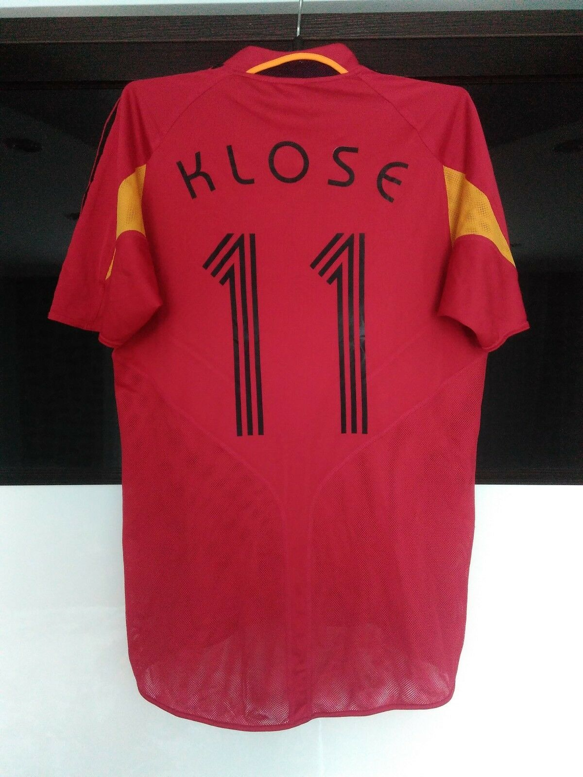 Germany national 2004 - 2005 third football shirt jersey Klose size M