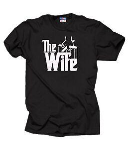 The-Wife-T-shirt-Tee-Shirt-Wife-T-shirt-Gift-anniversary-Tee-Couple-shirt