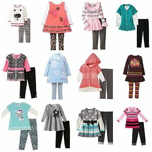 f5fe37a8e NWT Infant Toddler Jacket Sweater Set Little Lass