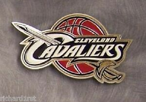 NBA-Pewter-Belt-Buckle-Cleveland-Cavaliers-NEW