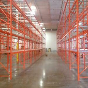 New And Used Pallet Racking, Industrial Shelving, Cantilever, Mezzanine, And Other Warehouse Equipment For Sale Mississauga / Peel Region Toronto (GTA) Preview