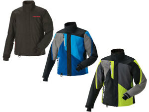 New-Polaris-Men-039-s-Ripper-Jacket-Black-Blue-Lime
