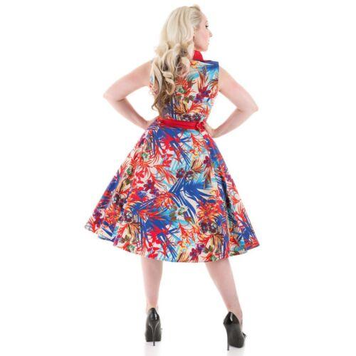 London Kleid Vintage Floral Amazon amp;r H 6zq5wfp