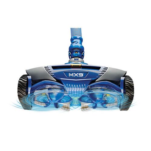 robot hydraulique de nettoyage de piscine zodiac