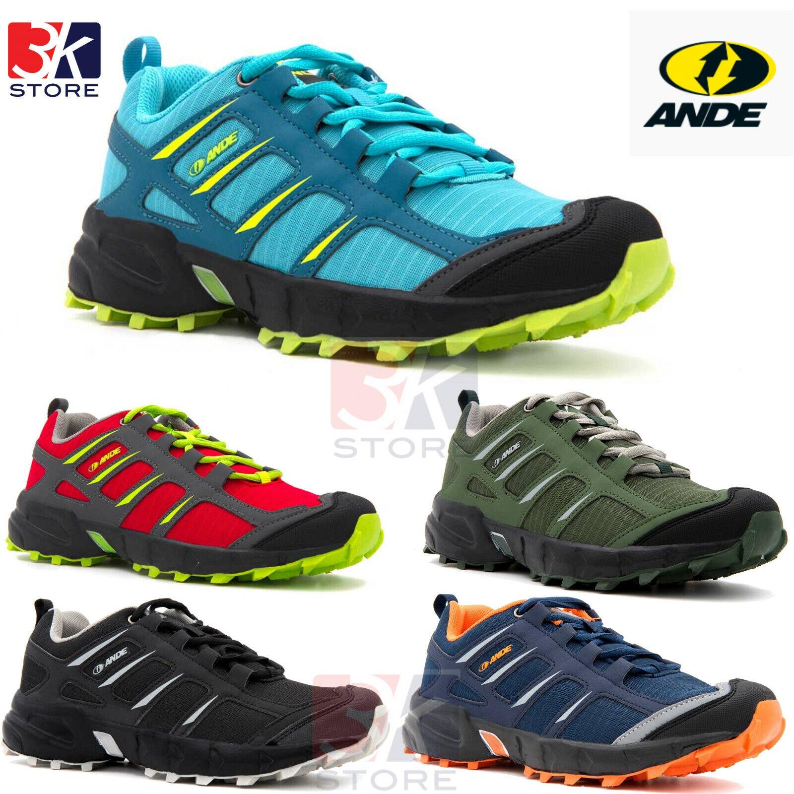 Zapatos Trekking Ande Tour  Trial Man Senderismo Al aire libre Mountain  Mercancía de alta calidad y servicio conveniente y honesto.