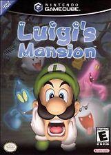 Luigi's Mansion (Nintendo GameCube, 2001) - European Version