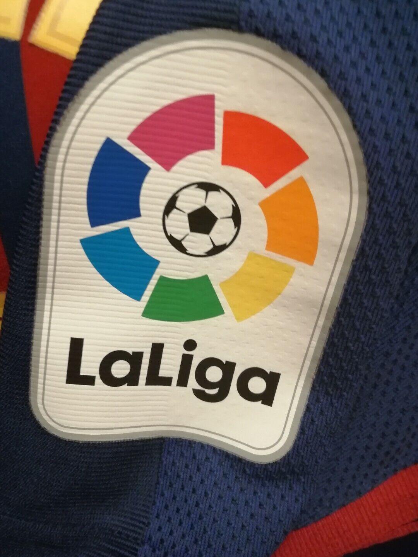 Philippe Coutinho Barça Shirt Match Worn